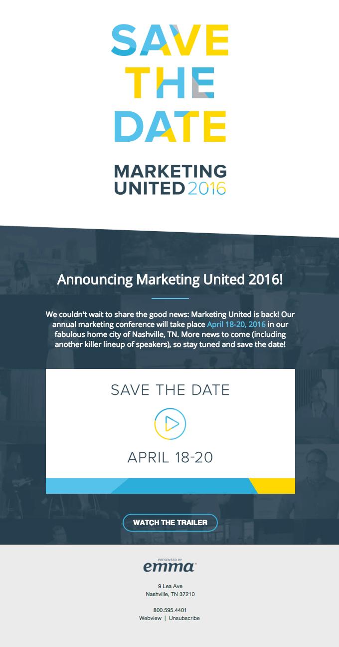 Email Marketing B2B utilizzare le email per eventi